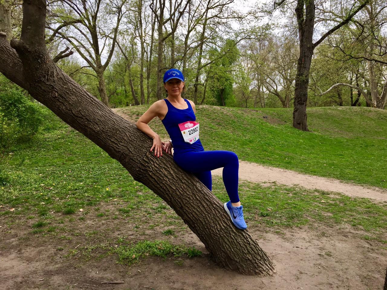 Vivicittá 10 km futás pulzuskontrollal